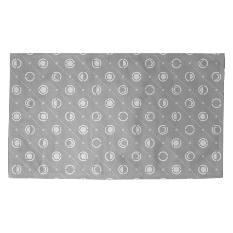 Porch & Den Imbrie Classic Moon Phases Pattern Dobby Rug