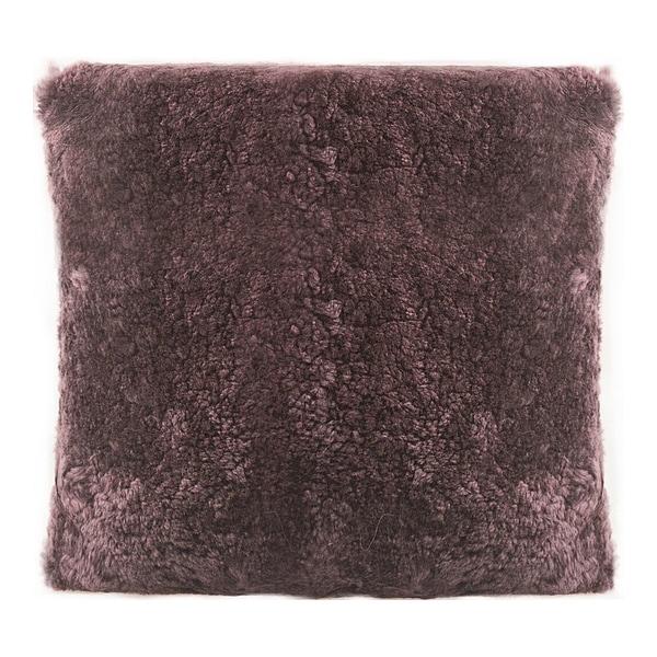 Aurelle Home Glam Wool Pillow