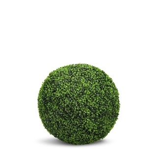 Boxwood Ball Artificial Faux Botanical - Green - 24 Inch