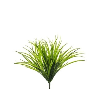 Green Grass Artificial Faux Botanical - 19.75 Inch