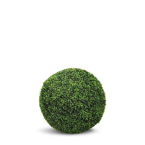 Boxwood Ball Artificial Faux Botanical - Green - 22 Inch
