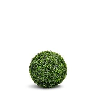 Boxwood Ball Artificial Faux Botanical - Green - 18 Inch