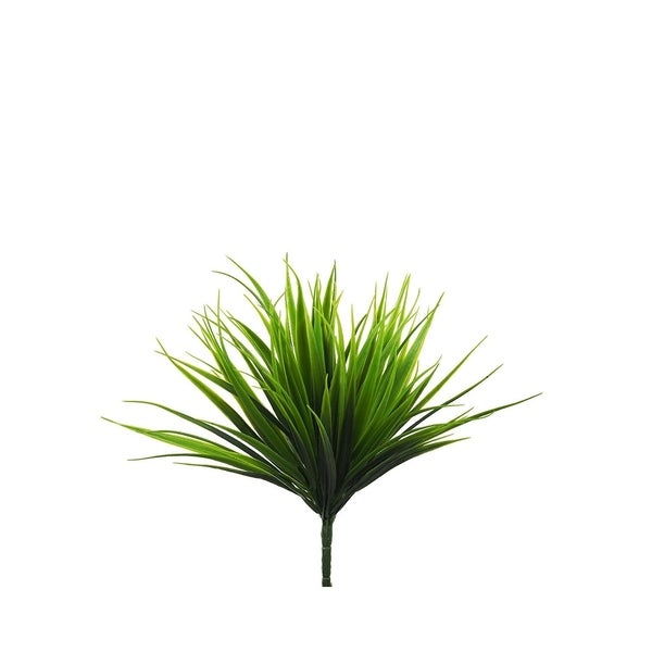Lime Grass Artificial Faux Botanical - Green - 16 Inch