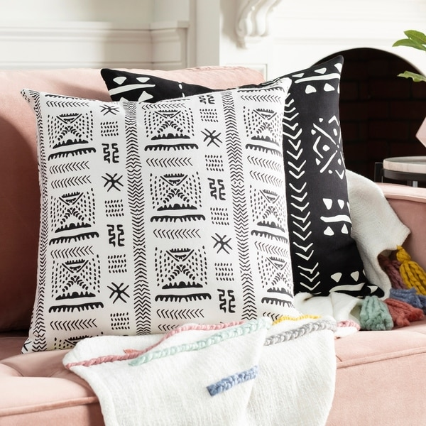 Makena Bohemian Pillow Cover