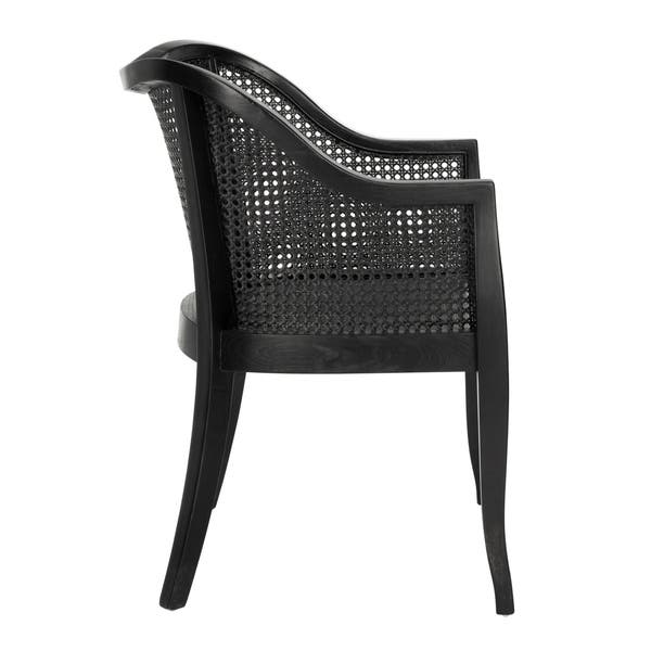 Outstanding Shop Safavieh Maika Cane Dining Chair On Sale Free Ncnpc Chair Design For Home Ncnpcorg