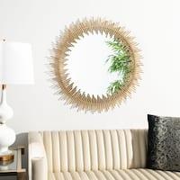 Safavieh 31 -inch Audrina Sunburst Mirror - Gold