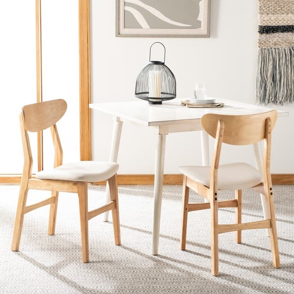 Shop Safavieh Lucca Retro Dining Chair (Set of 2) - On Sale ...