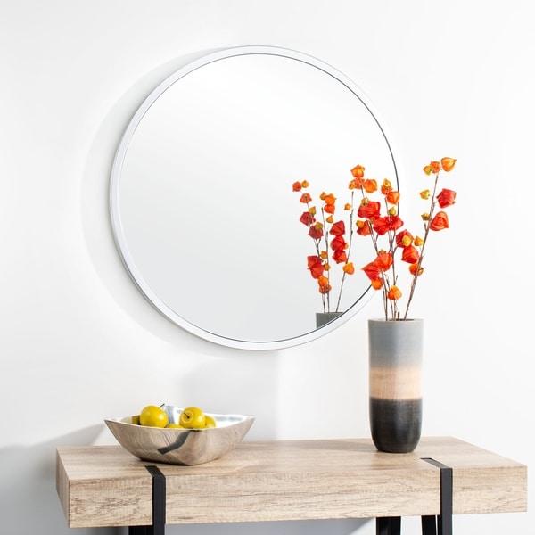 Safavieh 30 -inch Eason Mirror - Silver