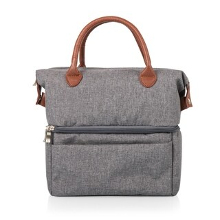 Urban Lunch Bag, (Heathered Gray)