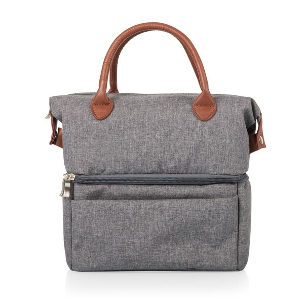 Urban Lunch Bag, (Heathered Gray). Opens flyout.