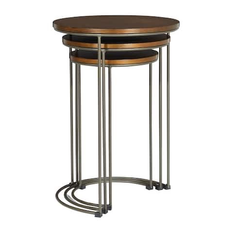 Buy Nesting Tables Coffee Console Sofa End Tables Online At Overstock Our Best Living Room Furniture Deals