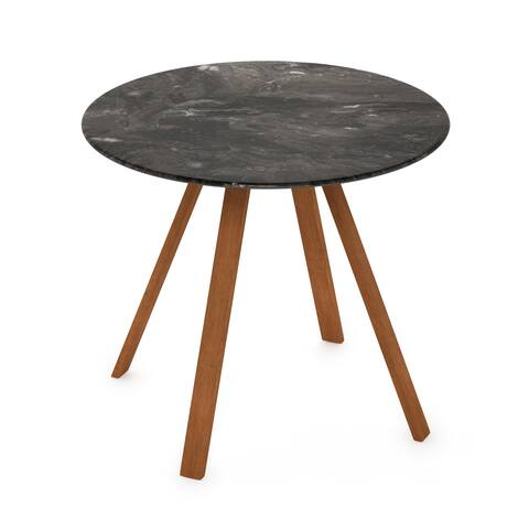 Furinno Redang Outdoor 4-Leg Round Smart Top Table
