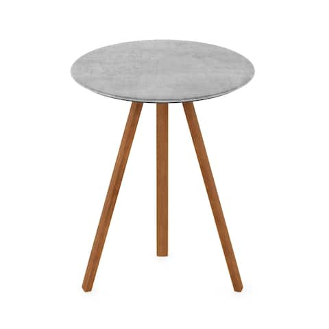 Furinno Redang Outdoor 3-Leg Round Smart Top Table