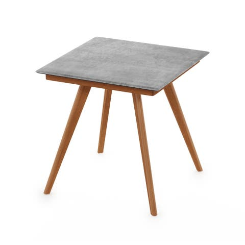 Furinno Redang Outdoor 4-Leg Square Smart Top Table