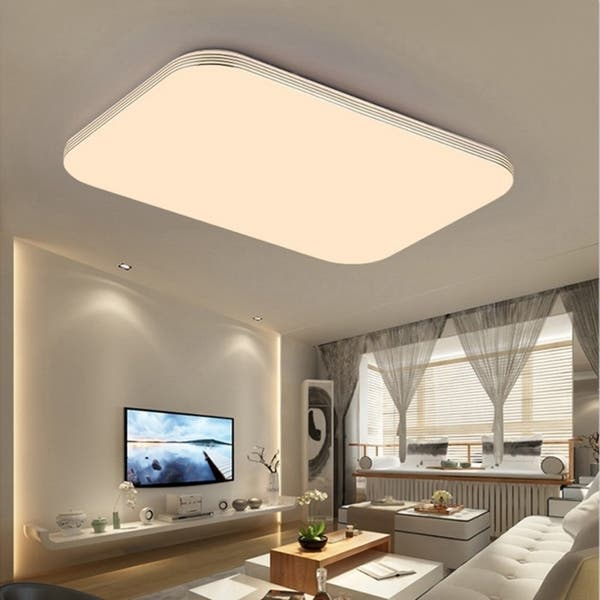 Square 18w 1400lm Energy Efficient