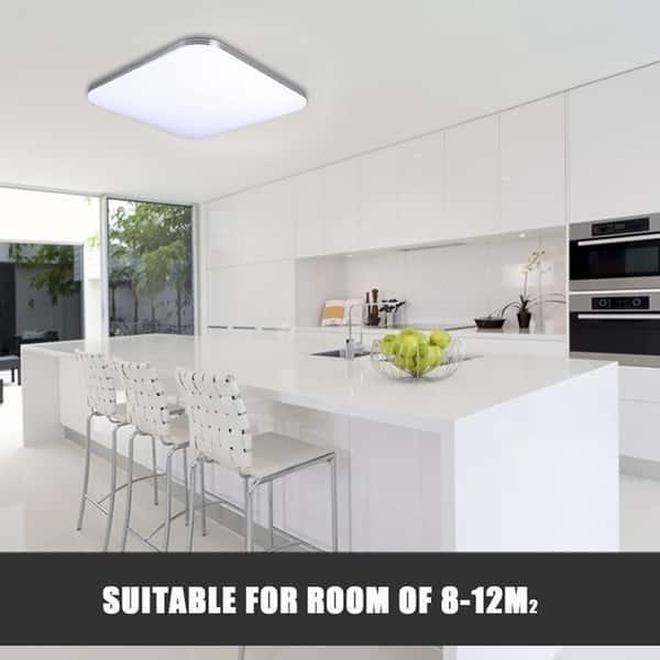 Square 18w 1400lm Energy Efficient Led Ceiling Lights