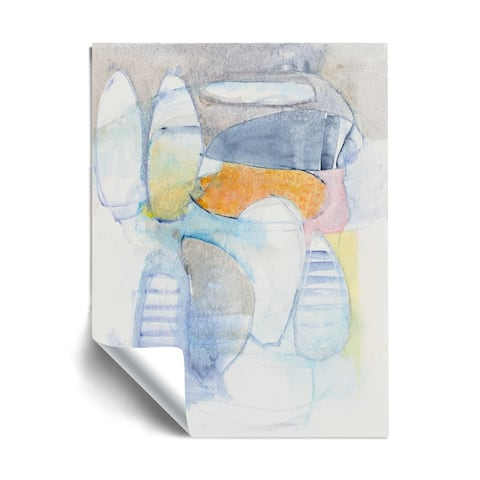 ArtWall Beneath the Surface I Removable Wall Art Mural