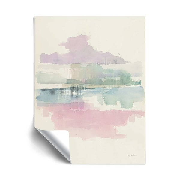 ArtWall Lifting Fog Removable Wall Art Mural. Opens flyout.