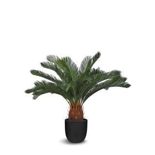 Cycas Artificial Faux Botanical - Green - 41.4 Inch