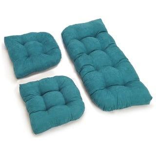 Porch & Den Amicus Microsuede 3-piece Indoor Cushion Set