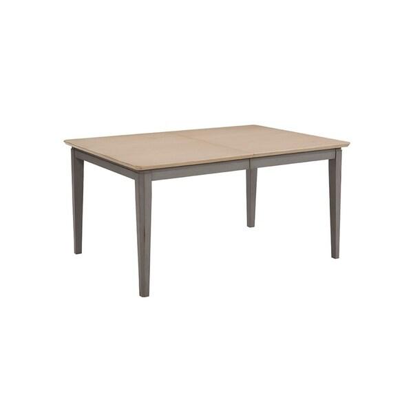 Progressive Toronto Grey Wood Dining Table