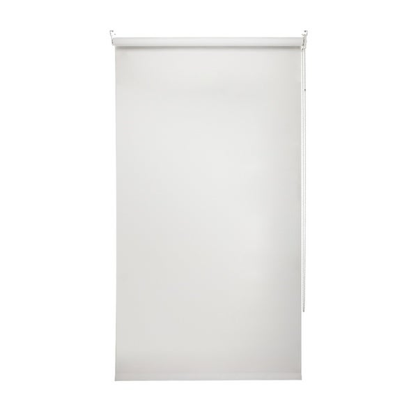 Blackout Window Shade in White. Opens flyout.