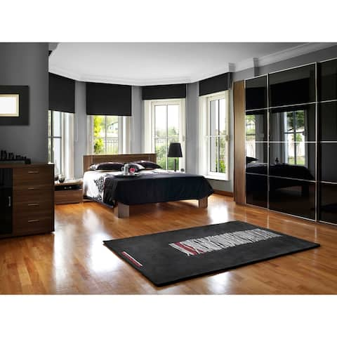 Blackout Window Shade in Black