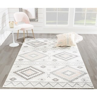 Momeni Haley Machine Made Polypropylene Area Rug