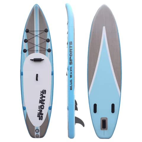 Big Sur 10.5-ft Inflatable SUP Stand-Up Paddle Board Kit
