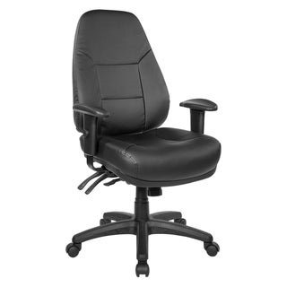 Deluxe Multi Function High-Back Office Chair