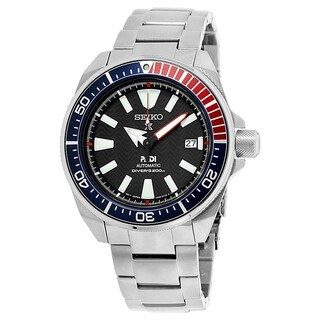 Link to Seiko Men's Prospex PADI Stainless Steel Automatic Watch SRPB99J1 Similar Items in Men's Watches