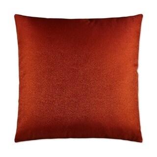 Whimsical Mango Feather Down Hidden Zipper 14-inch x 24-inch Decorative Throw Pillow