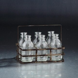 Farmhouse Bottle Set