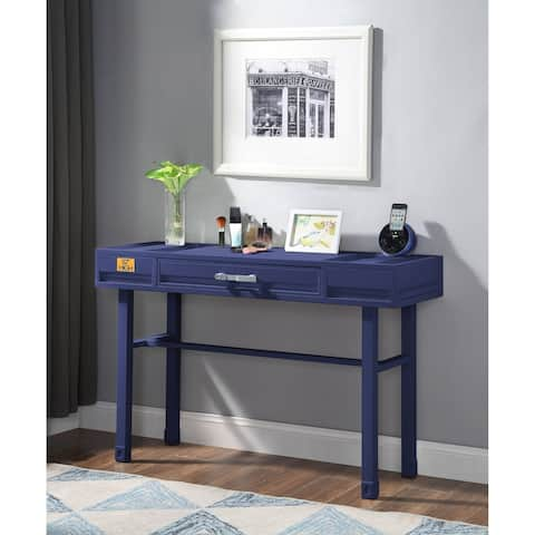 ACME Cargo Vanity Desk in Blue
