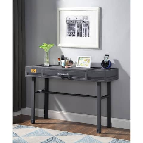 ACME Cargo Vanity Desk in Gunmetal