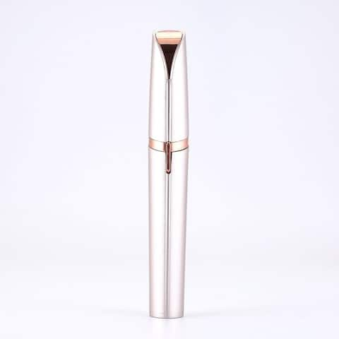 Multifunction Lipstick Eyebrow Trimmer Brows Pen Hair Remover Electric Shaver