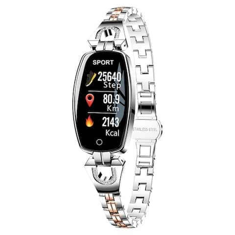 Luxury Women Bracelet Fitness Wristband IP67 Sport Tracker