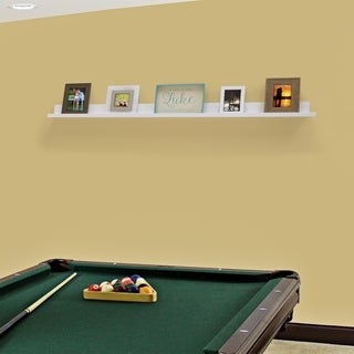 Link to InPlace White Picture Ledge (Multiple Sizes Available) Similar Items in Accent Pieces