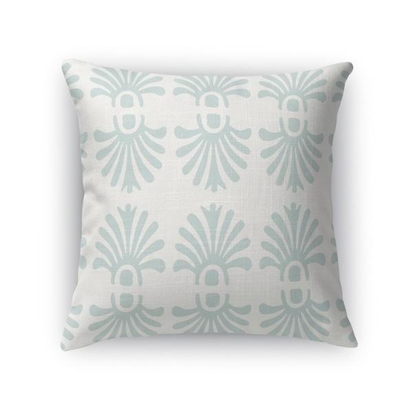 FLUERONS LIGHT MINT Accent Pillow By Kavka Designs