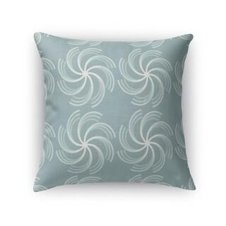 FANS MINT Accent Pillow By Kavka Designs