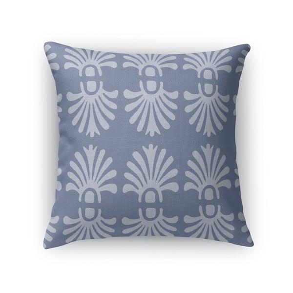 FLUERONS STONEWASH Accent Pillow By Kavka Designs