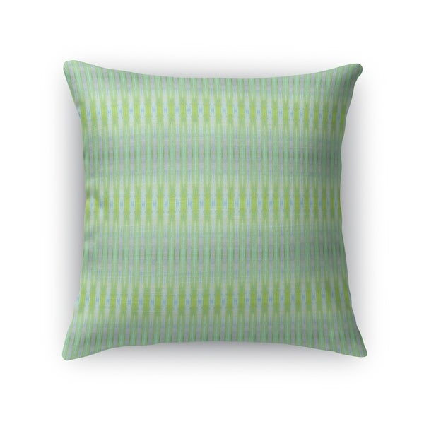 GRADIENT STRIPES SPRING Accent Pillow By Kavka Designs
