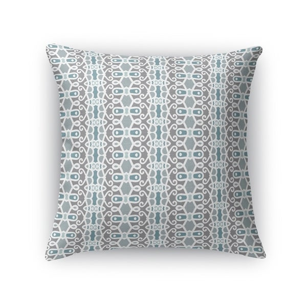 JUBILEE SILVER Accent Pillow By Kavka Designs