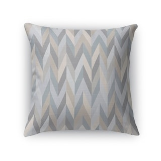 AARON GREY Accent Pillow By Kavka Designs