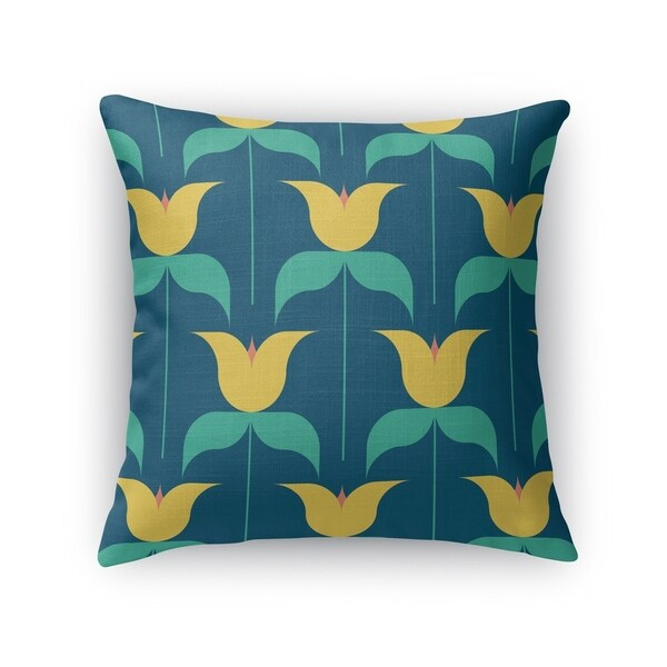 HOLLAND BLUE Accent Pillow By Kavka Designs