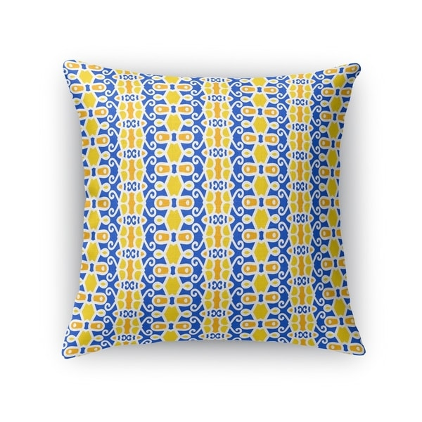 JUBILEE BLUE Accent Pillow By Kavka Designs