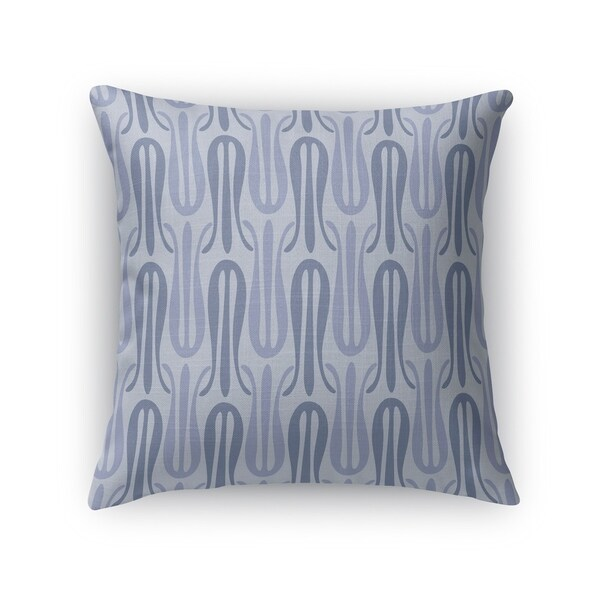 NARROW TULIPS STONEWASH Accent Pillow By Kavka Designs