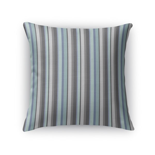 PARISIENNE STRIPE MINT Accent Pillow By Kavka Designs