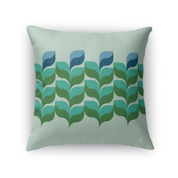 JARDIN MINT Accent Pillow By Kavka Designs