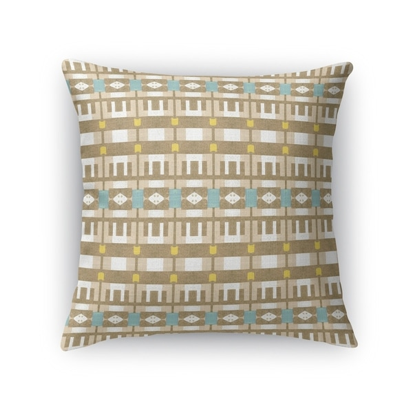 SEDONA TAN Accent Pillow By Kavka Designs